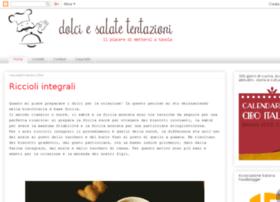 dolciesalatetentazioni.blogspot.com