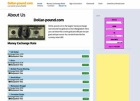 dollar-pound.com