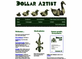 dollarartist.com