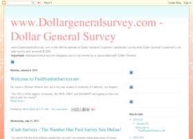 dollargeneralsurveycom.blogspot.com