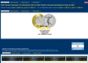 dollarparalelovenezuela.com
