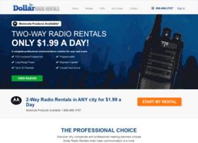 dollarradiorentals.com