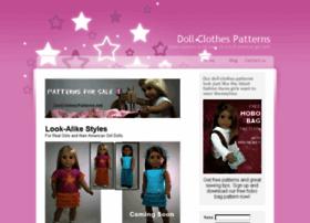 dollclothespatterns.com