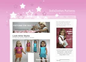 dollclothespatterns.net