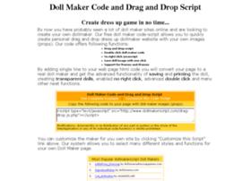 dollmakerscript.com