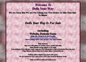 dollsyourway.com