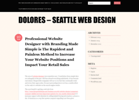doloresseattlewebdesign.wordpress.com