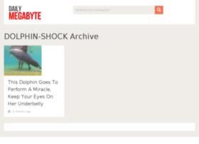 dolphin-shock.dailymegabyte.com