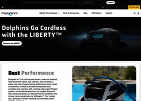 dolphinpoolrobot.com