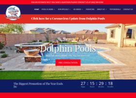 dolphinpools.us