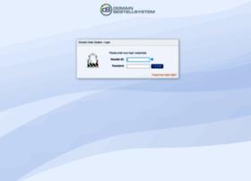 domain-bestellsystem.de