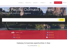 domain-check.asiaregistry.com