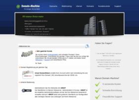 domain-machine.de
