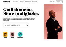 domain-order.webhuset.no