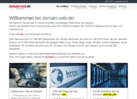 domain-web.de
