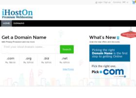 domain.ihoston.com
