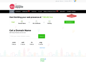 domain.red-apple.in
