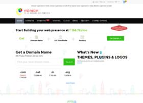 domain.rrd.net.in