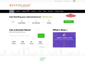 domain.staticking.com
