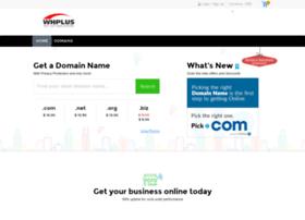 domain.whplus.com