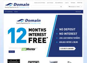 domainappliances.com.au