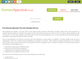 domainappraisal.co.uk