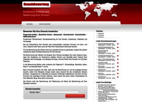 domainbewertung.de.com