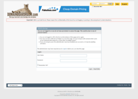 domainboardroom.com