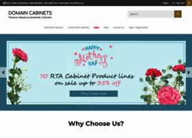domaincabinetsdirect.com