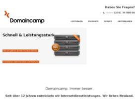domaincamp.de