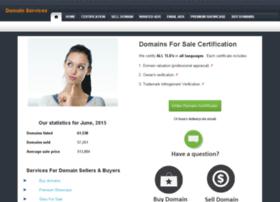 domaincertifications.net