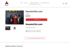 domainchic.com