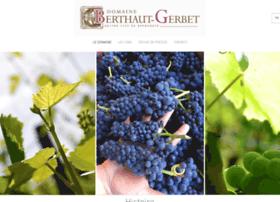 domaine-berthaut.com