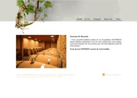 domaine-de-monteils.delicenet.com