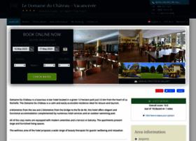 domaine-du-chateau.hotel-rez.com