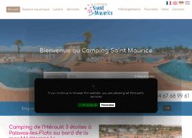 domaine-saint-maurice.com