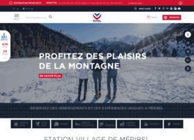 domaine-skiable.meribel.net