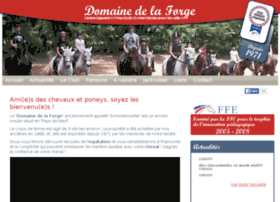 domainedelaforge.fr