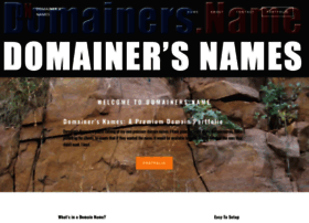 domainers.name