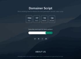 domainerscript.com
