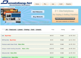 domaingang.net