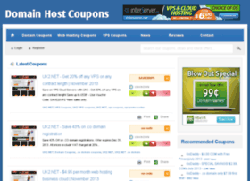 domainhostcoupons.com