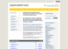 domainmarketplace.com.au