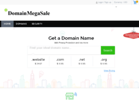domainmegasale.com