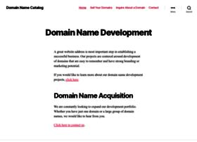 domainnamecatalog.com