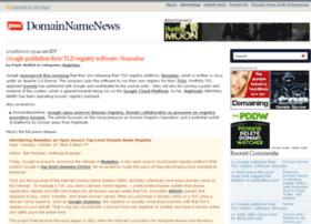 domainnamenews.com