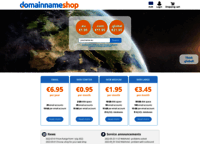 domainnameshop.com