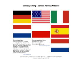 domainparkinganbieter.de
