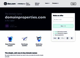 domainproperties.com