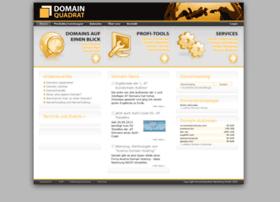 domainquadrat.com